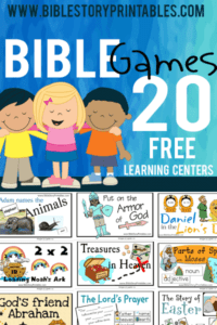 photograph relating to Free Printable File Folder Games titled Bible Video games: Bible History Folder Game titles