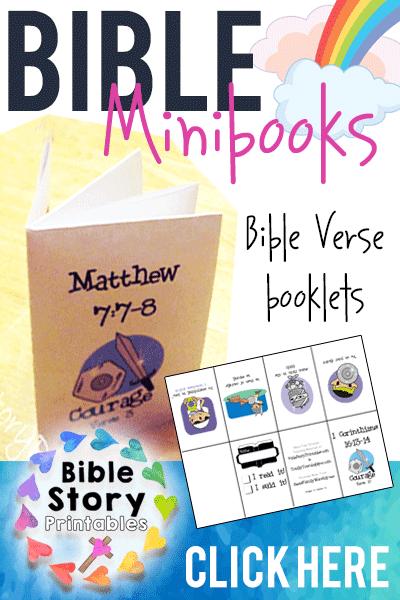Free Bible Minibooks
