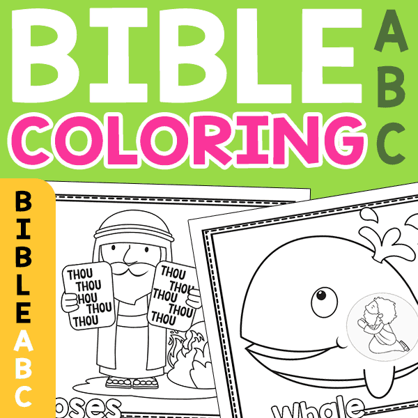 - Bible Coloring Pages