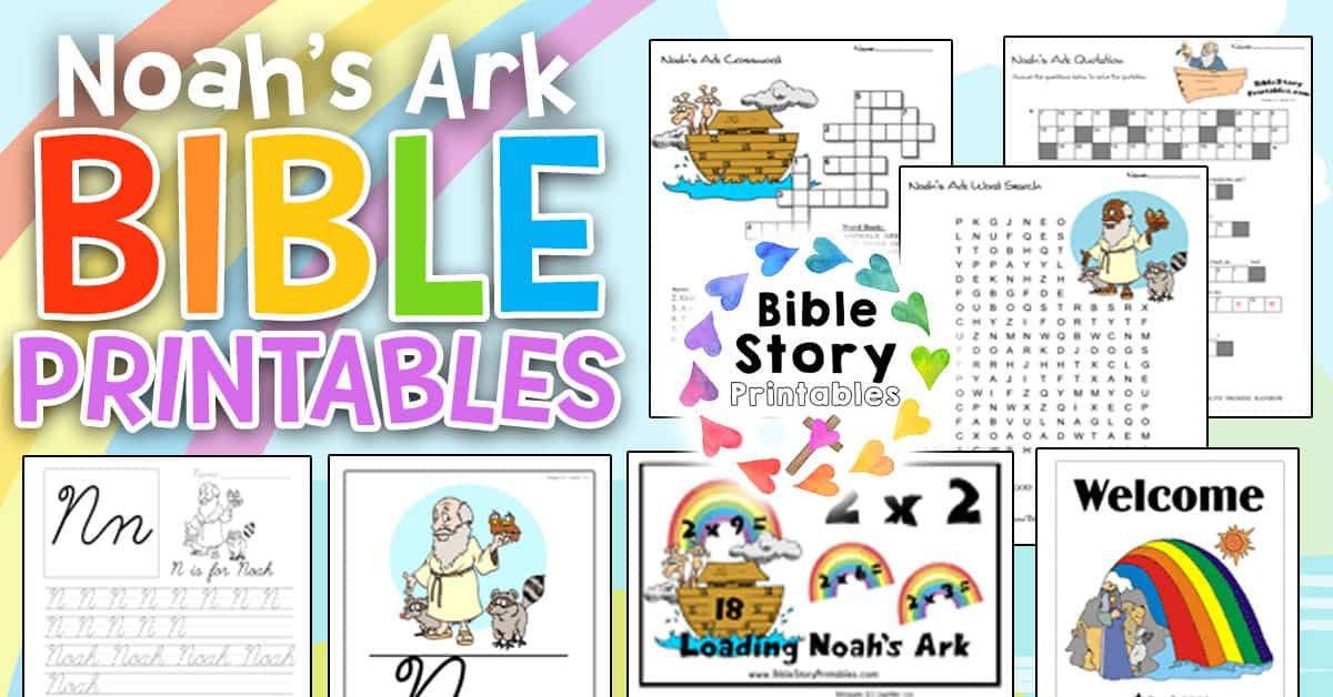 Noah Ark Rainbow Coloring Pages | Bible coloring pages, Precious ... | 628x1200