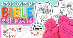 LoveBiblePrintables