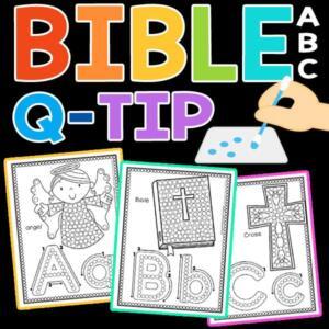 BibleABCWorksheets