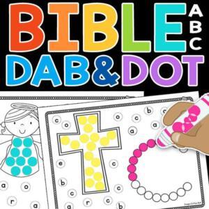 BibleDabWorksheets