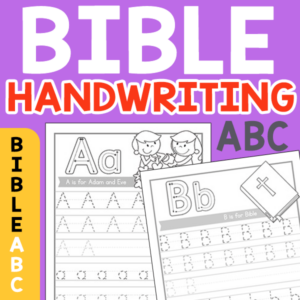 BibleHandwriting